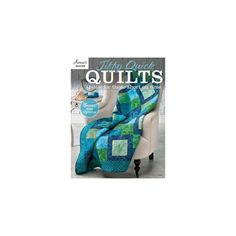 Jiffy Quick Quilts : Quilts for Those Short on Time (Paperback)