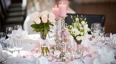 Tischdekoration für die Hochzeit selber gestalten geht ganz einfach ;-)  #Tischdeko #Tischdekoration #centerpiece #Blumen #Flowers #Hochzeit #wedding