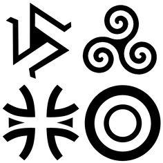 teen wolf derek symbol - Szukaj w Google