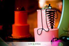 Cute Bachelorette cake