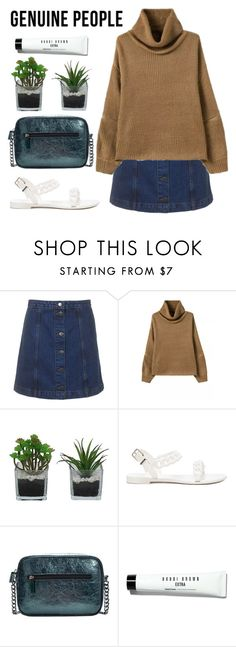 """www.genuine-people.com"" by s-chan-forever ❤ liked on Polyvore featuring Threshold, Givenchy, Bobbi Brown Cosmetics and Genuine_People"