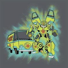 Transformers/Scooby Doo