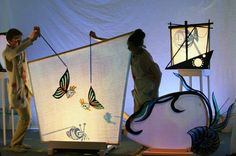 Shadow Art, Shadow Play, Paper Clay Art, Shadow Theatre, Great Fire Of London, Shadow Pictures, Inspired Learning, Puppet Show, Puppet Making