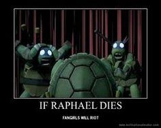 Raphael's fans. by Rirock2000