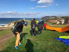 Bilbao, Paragliding, List, Mountains, Website, Nature, Travel, Turismo, Voyage