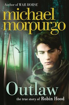 If you like Skulduggery Pleasant, Andy Lane or the Ranger's Apprentice series. try Outlaw by Michael Morpurgo (based on Robin Hood. New Books, Good Books, Books To Read, Books For Boys, Childrens Books, Michael Morpurgo Books, Skulduggery Pleasant, Rangers Apprentice, Book Recommendations