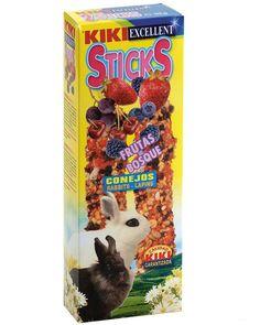 Kiki Rabbit Exotic Fruit Sticks 112 gm