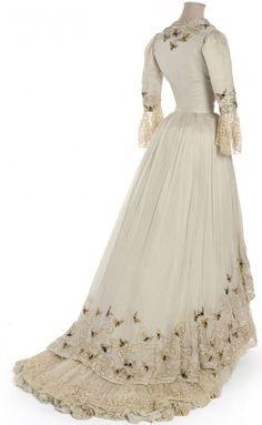 Robe du soir Doucet, Paris, 1900-1905