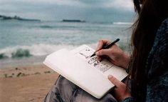 Se na sua mente reside o caos, comece a desenhar