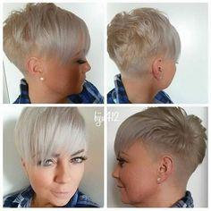 10 geweldige, asymmetrische kapsels voor kort haar! Laat je inspireren en maak die kappersafspraak!