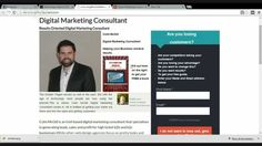 Digital Marketing Consultant | Colm McGill - YouTube