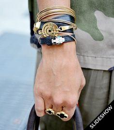 Snake-Inspired Jewelry.
