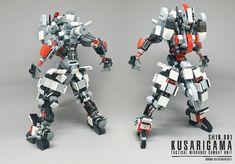 form1 | SH1n.081 My First LEGO MoC a Ninja inspired mech nam… | Flickr