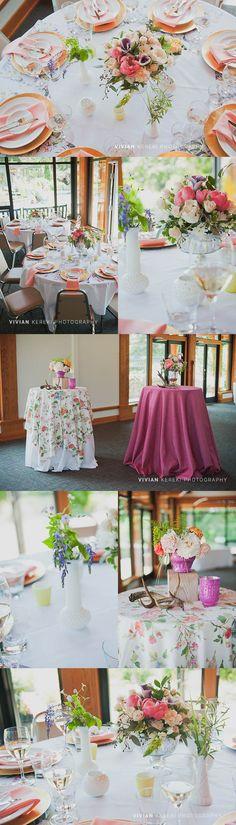 HCP styled garden wedding victoria bc