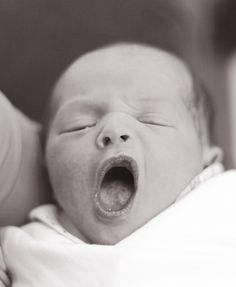 yawn .