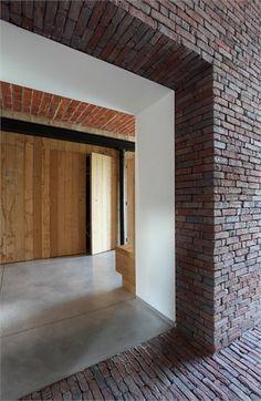 The Rabbit hole, Gaasbeek, 2010 - LENS°ASS architecten