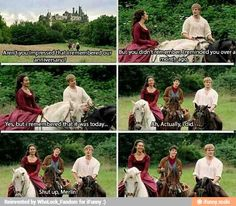 True love + Gwen  don't get me wrong I love Gwen but srsly Merlin and Arthur