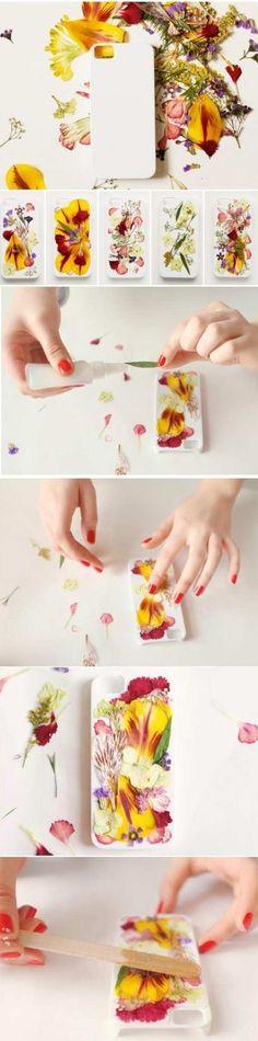 Gestaltungsideen Für IPhone Schutzhülle Blütenblätter