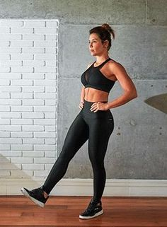 Are You Attempting To Find Body Shape Fitness Ideas 99 Workout, Workout Vest, Running Workouts, Easy Workouts, Workout Tops, Mesh Yoga Leggings, Crop Top And Leggings, Sports Leggings, Cheap Leggings