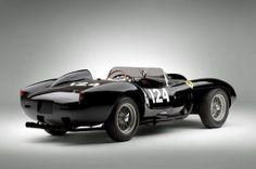 Vintage Ferrari. Beautiful.