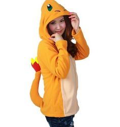 Pokemon Hoodie With Ears