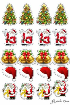 23 Clever DIY Christmas Decoration Ideas By Crafty Panda Christmas Sheets, Christmas Stickers, Christmas Time, Vintage Christmas, Christmas Crafts, Xmas, Christmas Activities, Christmas Printables, Creation Bougie