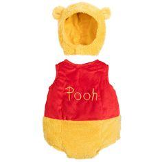 Disney Baby - 'Winnie The Pooh' Costume and Hat Set | Childrensalon