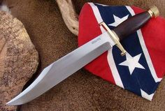 RANDALL KNIFE MODEL 12-11 CONFEDERATE BOWIE