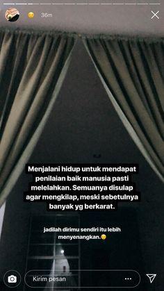 39 Ideas for quotes indonesia motivasi Quotes Sahabat, Mood Quotes, Daily Quotes, Best Quotes, Motivational Quotes, Life Quotes, Qoutes, Quran Quotes, Funny Quotes