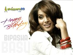 "Today is the Birthday of one of the #Bollywood beauty ""#BipashaBasu"".  Shoppers99 wish her many-many happy returns of the day with best wishes for her upcoming movies. #HappyBirthdayBipashaBasu"