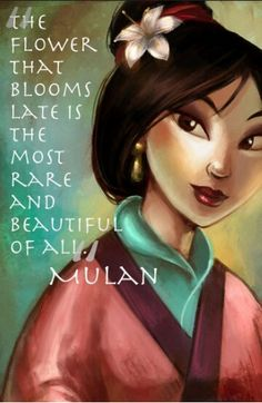 :D Day Your favorite heroine Who will go up against me if I say Mulan is my favorite heroine? Pocahontas, sure, but Mulan had the. Walt Disney, Disney Pixar, Disney Amor, Disney And Dreamworks, Disney Films, Disney Love, Disney Magic, Disney Characters, Princesa Mulan