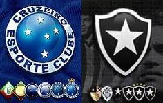 Transmissão Botafogo x Cruzeiro Ao Vivo | Esportes e Jogos