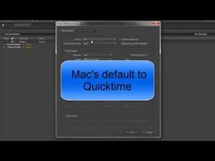 ▶ AE Basics 58: Export 4 - Output Modules - YouTube After Effects, Adobe, Youtube, Cob Loaf, Youtubers, Youtube Movies