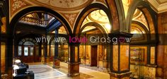 It's Why We ♥ Glasgow Wednesday so this week we're sharing a lovely little shot of Glasgow City Chambers!   Tours are available twice a day Monday to Friday at 10.30 and 14.30 - check it out!     Love a tour? Why not check out our top 8 tours in Glasgow!  https://peoplemakeglasgow.com/top-8-tours-in-glasgow