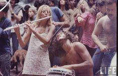 Woodstock hippie rock festival 11