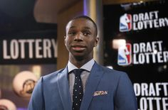 Cleveland #Cavaliers select Andrew Wiggins with No. 1 overall pick in 2014 NBA draft: http://yhoo.it/1ljeBOi #Sports #Basketball #NBA