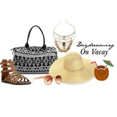 Daydreaming on Vacay by windsorstore on Polyvore featuring springbreak, vacation and WINDSORSTORE