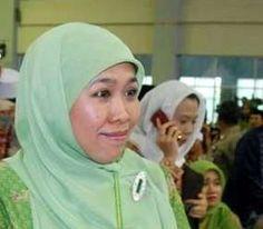 Menteri Sosial : Khofifah Indar Parawansa