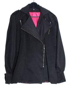 Abrigo perfecto Branding Design, Raincoat, Blazer, Womens Fashion, Jackets, Fashion Design, Wraps, Rain Jacket, Down Jackets