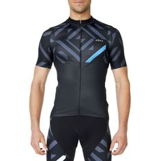 Men's Pro All-Season Jersey (Cyan)