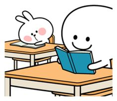 There was that person to the eyes of the Spoiled Rabbit. I casted my eyes on u ))) Cute Love Pictures, Cute Love Gif, Cute Love Memes, Cute Bunny Cartoon, Cute Cartoon Images, Love Stickers, Funny Stickers, Cartoons Love, Cute Doodles