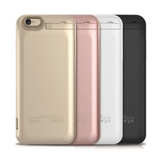 Xlot 5800mah Carrying Charger Case Cover For Iphone6 6S Power Charging Case Wireless External Battery Pack Phone Clip Power Bank Digital Guru Shop