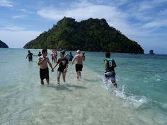 Vrei la plaja in Thailanda? Sa trec in revista ce si unde.