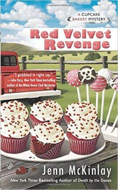 Selling cupcakes at a rodeo lands Mel and Angie in the middle of another murder.