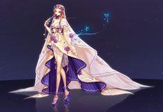 Commission: Mao Chou by ZenithOmocha on DeviantArt Female Anime, Anime Oc, Kawaii Anime, Realistic Cartoons, Anime Art Fantasy, Anime Princess, Princess Outfits, Animation, Beautiful Anime Girl