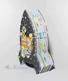 Альбомчик - Ракета) - Творческий блог Бутримовой Ольги