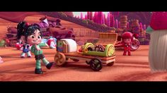My shots from the movie Wreck it Ralph. I'm responsible for all the character animation. The effects shots are cut in for continuity only. The credits animation…
