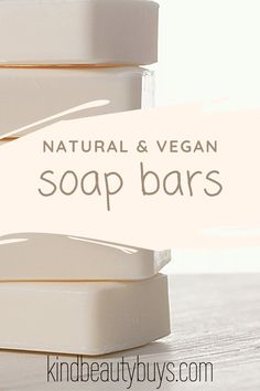 Want a bar of soap that is kind to your skin and to the planet? Then check out these gorgeous cruelty-free brands that are making natural vegan soap bars. They are perfect for those with even the most sensitive of skin. Vegan Bar, Be Kind To Yourself, Bar Soap, Cruelty Free, Your Skin, Sensitive Skin, Skincare, Natural, Check
