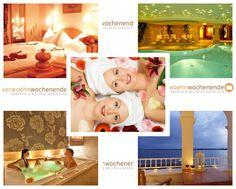 Wellness, Romantik, Urlaub - all das wird bei www.verwoehnwochenende.de geboten! Wellness, Vacation