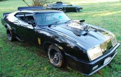 * Mad Max - 1973 Ford Falcon XB GT Coupe
